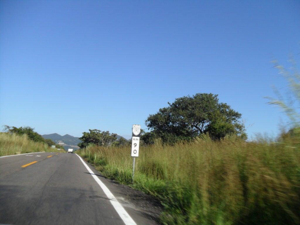 Mexic - Chiapas - Pan americana