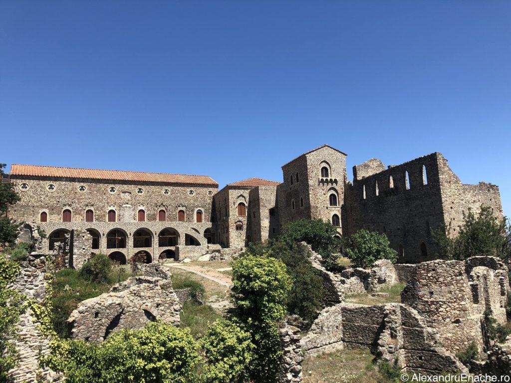 Peloponez - Mystras Palat
