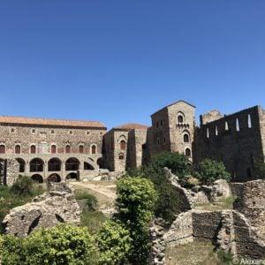 Peloponez   – road trip cu rulota –  Sparta si Mystras