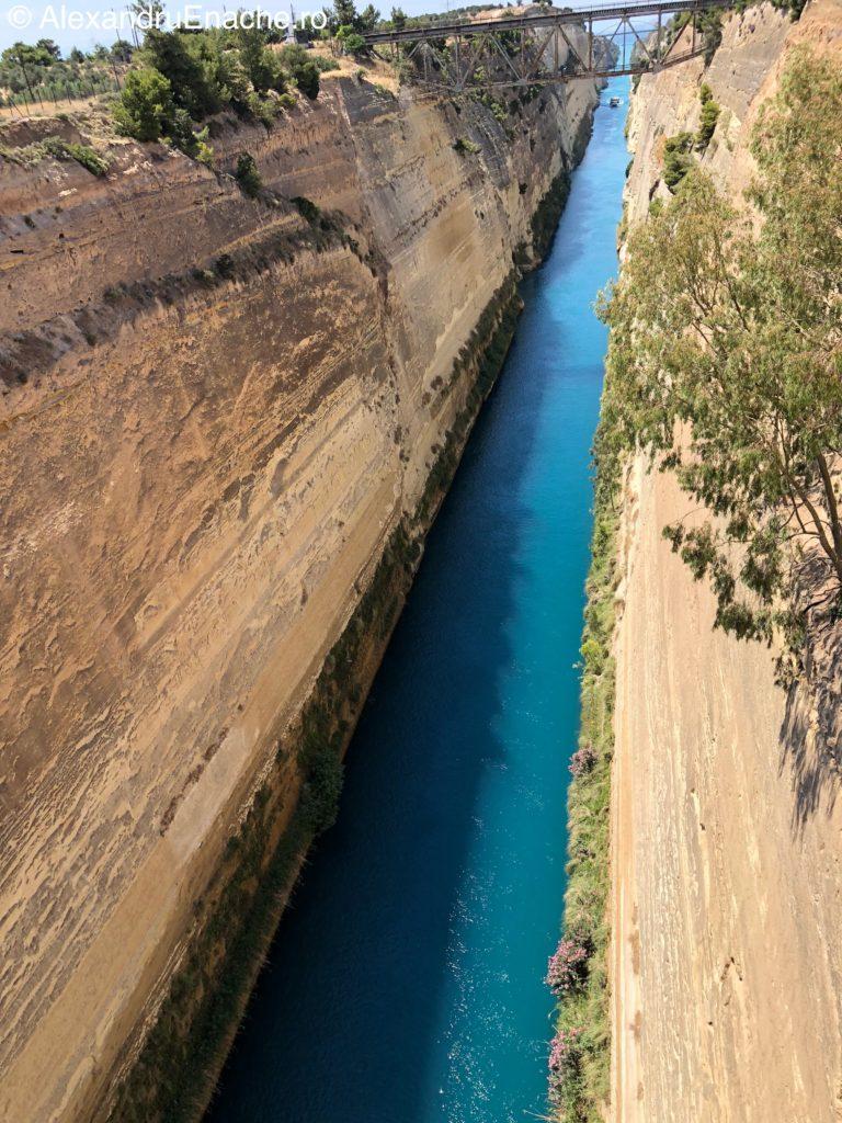 Peloponez - Canalul Corint