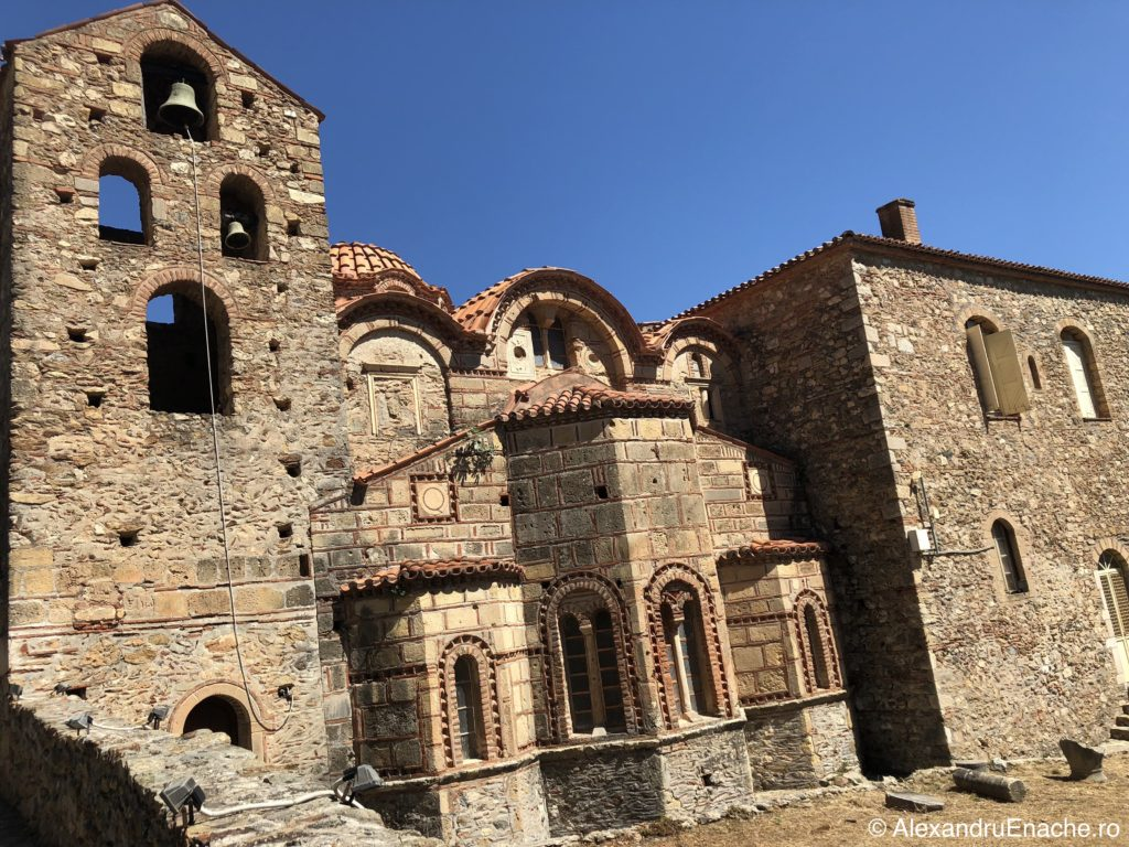 Peloponez - Mystras Church