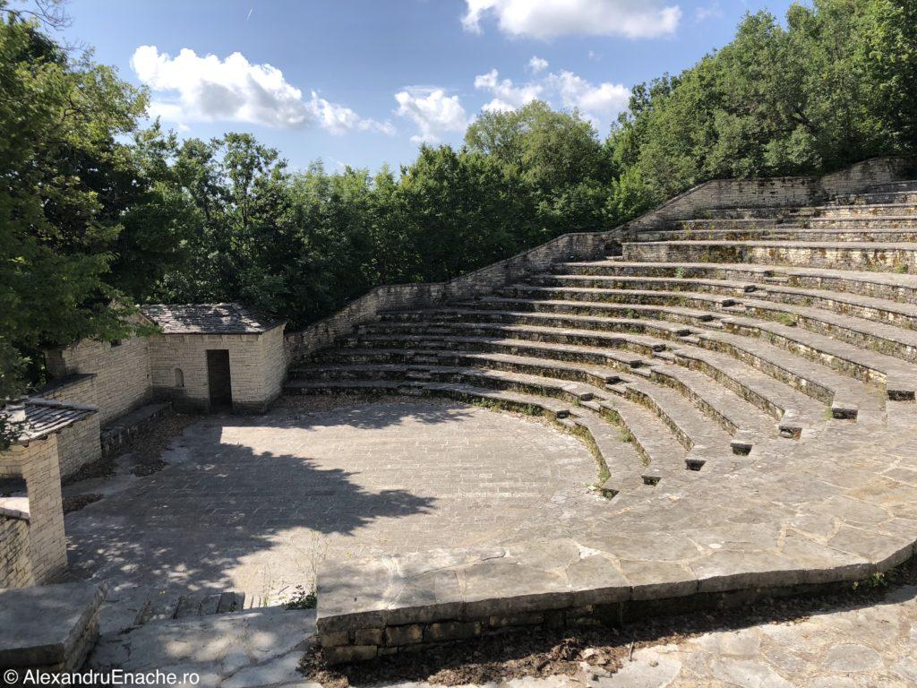 Canionul Vikos - Monodendri Amfiteatru
