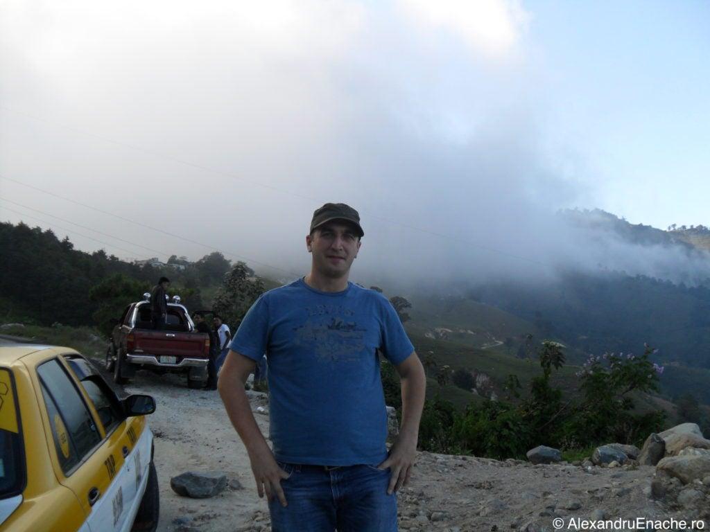 Chiapas - Vine Niebla