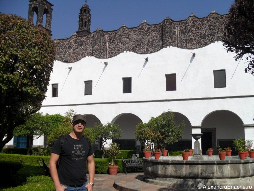 In drum spre Guadalupe - Santiago