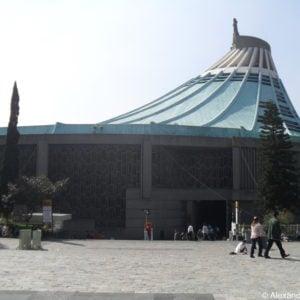 Guadalupe cel mai vizitat centru religios catolic dupa Vatican