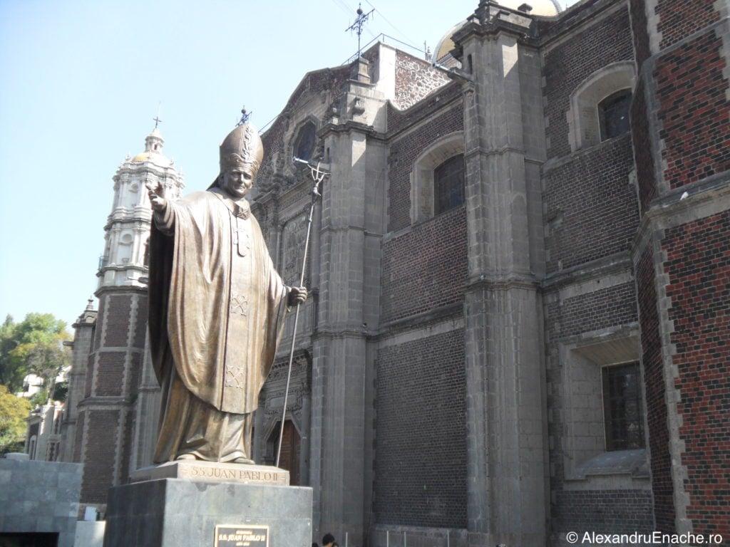 Guadalupe Papa Ioan