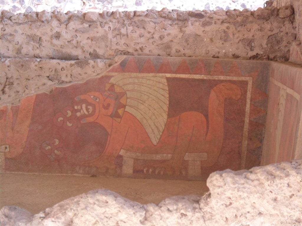 Teotihuacan - jaguar