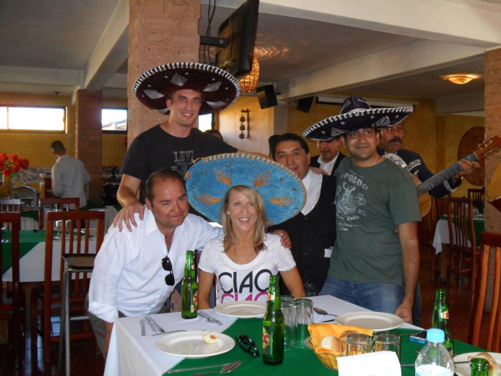 Teotihuacan -sombrero