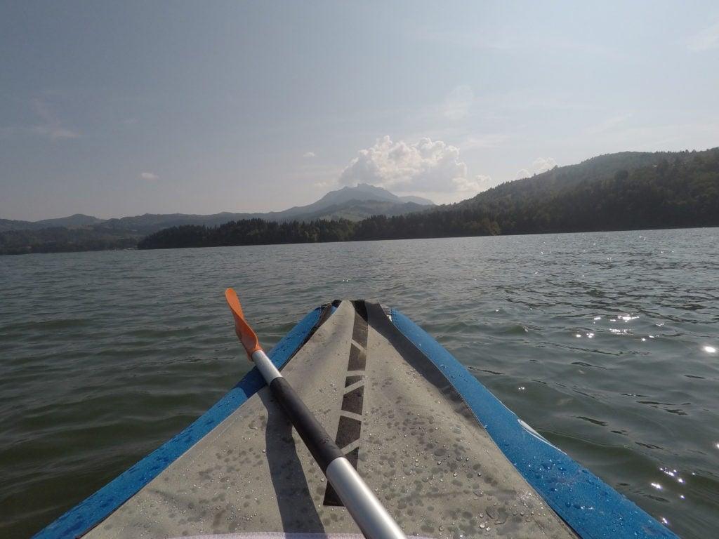 Lacul Bicaz - ceahlau