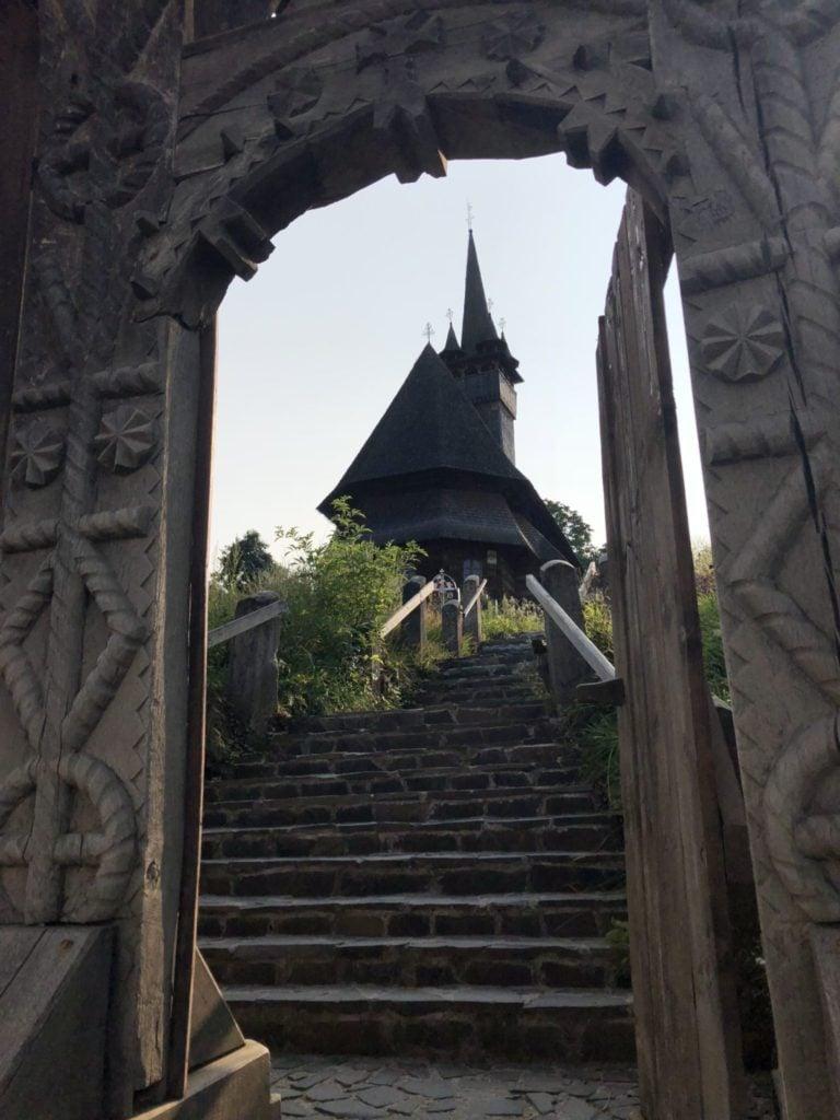 Maramures - biserica Sf Nicolae Josani