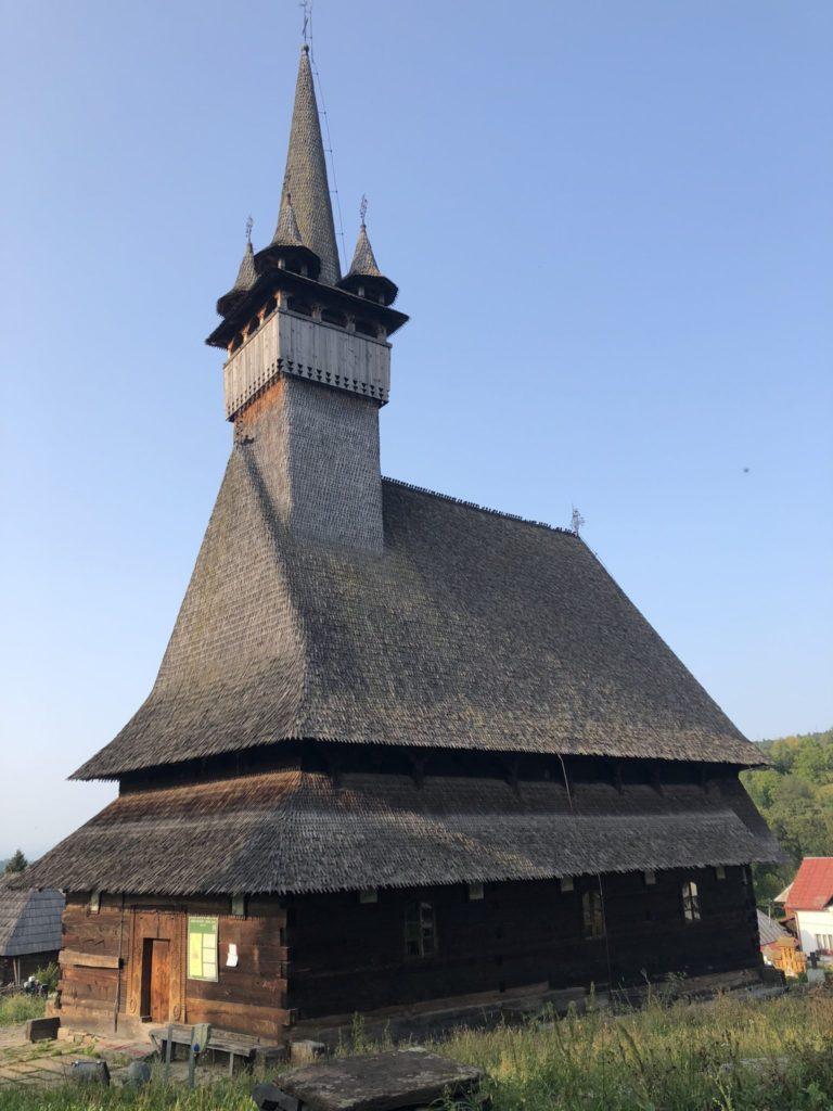 "Maramures - Biserica de lemn ""Sf. Nicolae"", Josani"