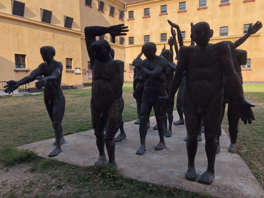 Sighetu Marmatiei - Cortegiul Sacrificatilor