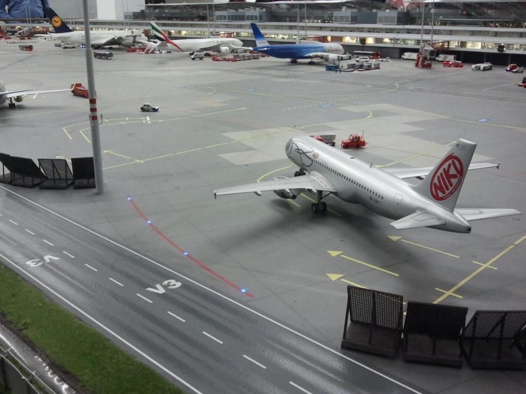 Miniatur Wunderland - airport