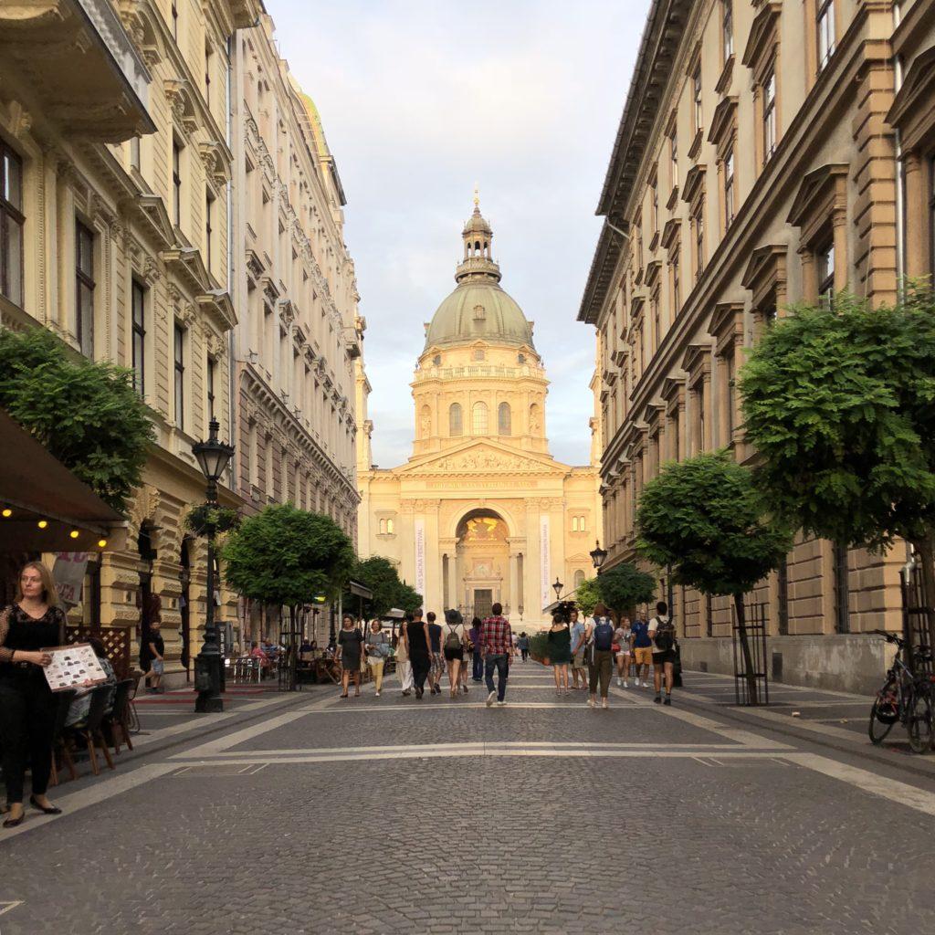 Budapesta - Sf Stefan