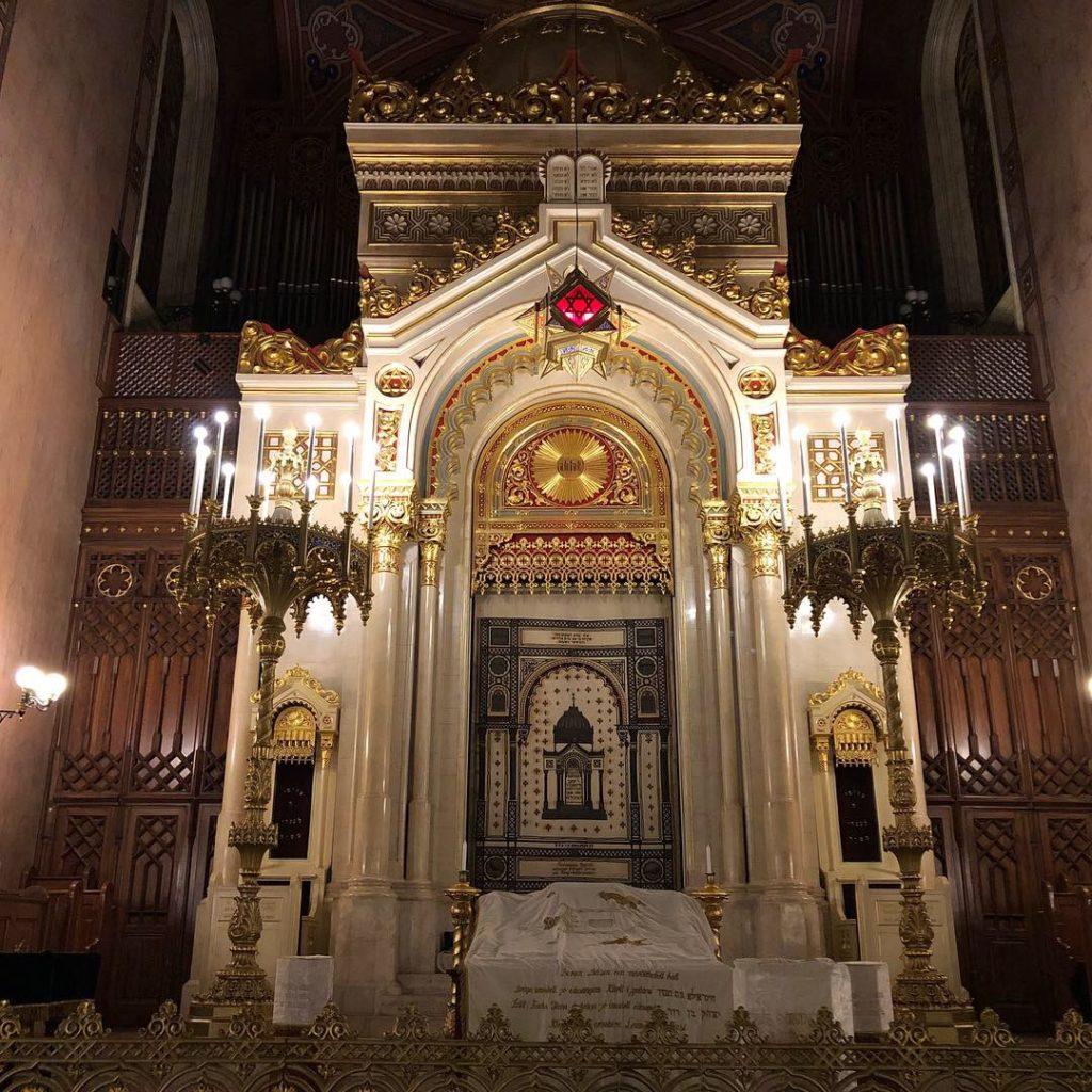 Budapesta - Sinagoga