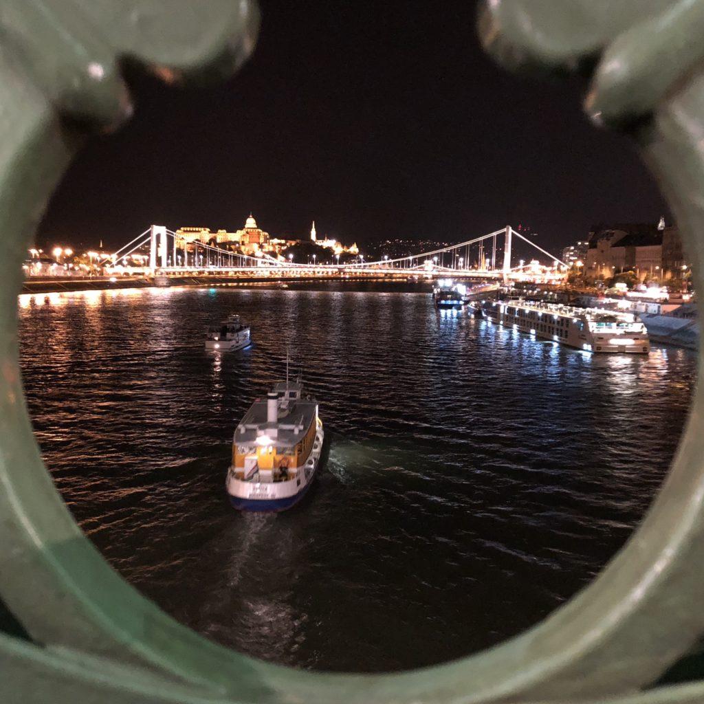 Budapesta - Dunarea