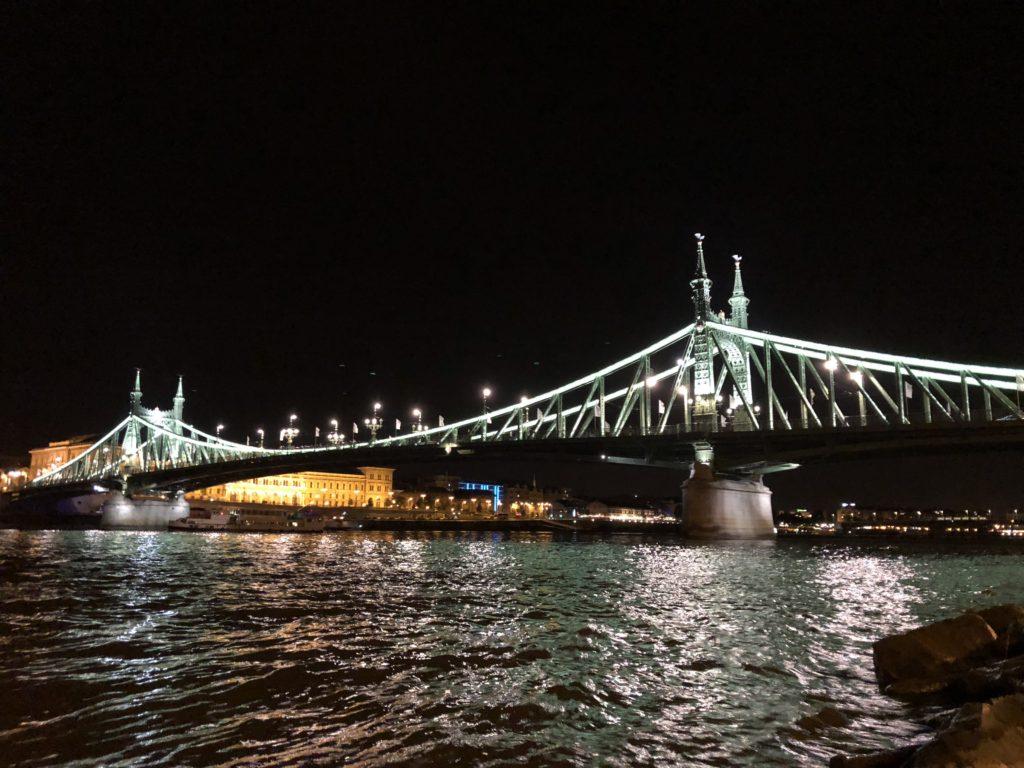 Budapesta - Podul Libertatii