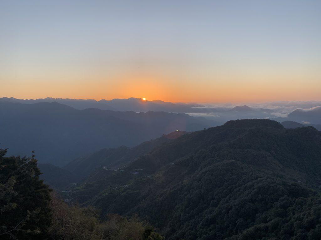 Rishikesh - Sunrise